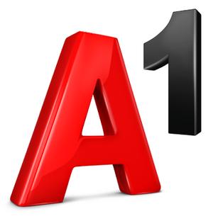 A1 Azur Mobil logo | Ljubljana-Rudnik | Supernova