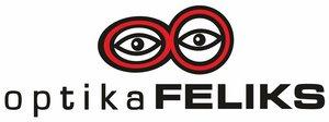 Optika Feliks logo | Ljubljana-Rudnik | Supernova