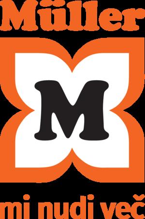 Müller logo | Ljubljana-Rudnik | Supernova
