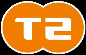 T-2 logo | Ljubljana-Rudnik | Supernova